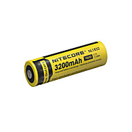 nitecore nl1832 3200mAh 3.7v 11.8wh bateria recarregável 18650 li-ion