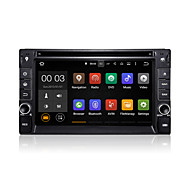 6,2-Zoll-2 DIN universal Android 5.1 Auto-DVD-Spieler GPS-Multimedia-System wifi dab du6533lt