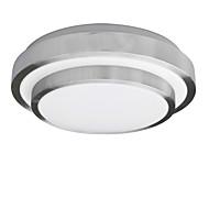 Montagem do Fluxo ,  Contemprâneo Escovado Característica for LED MetalSala de Estar Quarto Sala de Jantar Cozinha Quarto de