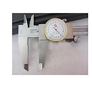 0-300mm nøyaktighet 0,02 dial calipers instrument nivå måleverktøy