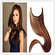 třída 8a horké prodej remy lidské vlasy prodloužení brazilská vlasy fanda v prodloužení vlasů 100% svazky rovné vlasy