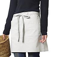 japanischen Stil Schürze (Baumwolle 67 * 116) mit Taschen - für Restaurants und Haushalt