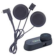 vízálló freedconn TCOM-sc kaputelefon vezeték nélküli motorkerékpár intercom FM funkció Bluetooth vezeték nélküli kaputelefon lcd sisak