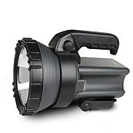 תאורה פנס LED LED 800 Lumens 3 מצב Cree XR-E Q5 כפתור סוללת ליתיום Dimmable חירום מתח גבוהמחנאות/צעידות/טיולי מערות שימוש יומיומי ציד דיג