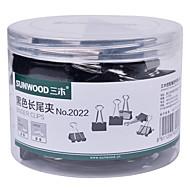Sunwood® 2022 41Mm Color Long Tail Clip 24Pcs/Set