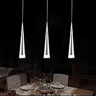 5 Függőlámpák ,  Modern/kortárs Króm Funkció for LED Fém Nappali szoba Hálószoba Étkező Konyha