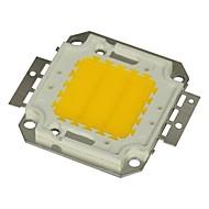 jiawen® 20waty 1600-1800lm 3000K teplá bílá vedl čip (dc 30-33v)