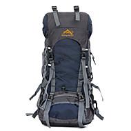 60 L batoh Batohy Malé batůžky Cyklistika Backpack Travel Duffel Outdoor a turistika Lezení cestování Zimní sporty OutdoorVoděodolný