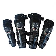 scoyco K11 H11 4 шт мотогонок наколенники налокотники колено протектор свободный размер черный