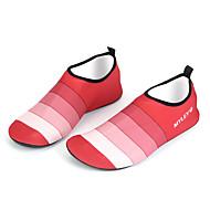 Sapatos para Água Não são necessárias ferramentas Natação Mergulho e Snorkeling Borracha Lycra
