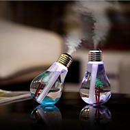 1PC Creative Home Lighting Mute Mini Usb Humidifier Colorful Color Night Light