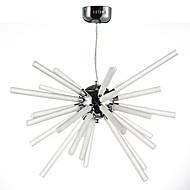 3 Lysestager ,  Globe Krom Funktion for Krystal Metal Stue Spisestue Læseværelse/Kontor
