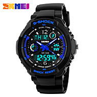 Men's Women's Unisex Sport Watch Military Watch Fashion Watch Wrist watch Digital Watch Calendar Quartz Digital Genuine Leather Band