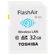 Toshiba 32GB WiFi SD-kort minneskort class10 FlashAir