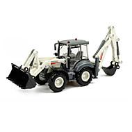 Baustellenfahrzeuge Spielzeuge Auto Spielzeug 01.50 Metall ABS Plastik Weiß Model & Building Toy