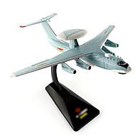 Letadlo a vrtulník Hračky Auto hračky 1: 200 ABS Plast Kov Šedá Modelování