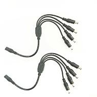Adapter Ein-Wege-Wippschalter 1 Spannungsschutz