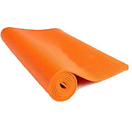 Jóga Mats Eco Friendly Szagmentes 6 mm Orange Other