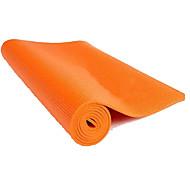 Yogamattor Miljövänlig Luktfri 6 mm Orange Other