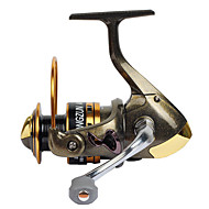 Fishing Reel Spinning Reels 2.6:1 11 Ball Bearings Exchangable General Fishing-AF5000