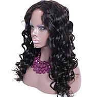 100% brasileira cheia do laço peruca de seda superiores virgem do cabelo humano sem cola de seda top perucas cheias do laço onda solto com