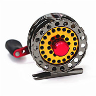 Fishing Reel Spincast Reel 2.6:1 1 Ball Bearings Exchangable General Fishing-F007