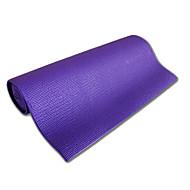 Yogamattor Miljövänlig Luktfri 6 mm Rosa Grön Lila Other