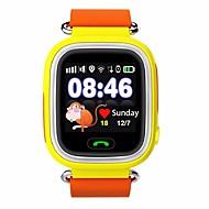 gps yyq90 se berøringsskjerm wifi posisjonering smartur barn nødanrop plassering finder enhet anti tapt påminnelse