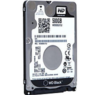 WD 500GB Laptop / Notebook Hard Disk Drive 7200rpm SATA 3.0 (6 Gb / s) 32 MB MezipamětiWD5000LPLX