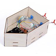 Crab Kingdom® Simple Microcomputer Chip Pour bureau & enseignement 30* 13 * 8