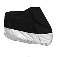 pólus négy évszak általános fekete motoros fedél esővédő porvédő vegyes színek