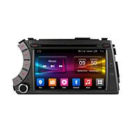 Ownice 7 HD-Bildschirm 1024 * 600 android 6.0 Quad-Core-Auto-DVD-Spieler für Ssangyong Kyron Actyon 2005-2013 Unterstützung 4g lte