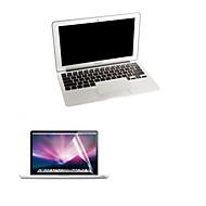 ultratynde sølv palme vagt og HD Beskyttelses med pakken til MacBook Pro 13,3 tommer