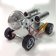 엔진 모터 모델 스털링 기계 디스플레이 모델 교육용 장난감 과학&디스커버리 완구 장난감 기계 DIY 조각