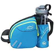 Gürteltasche Flaschentragegurt Brusttasche für Klettern Reisen Laufen Camping & Wandern Fitness SporttascheWasserdicht Regendicht tragbar