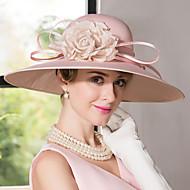 Velvet Silk Headpiece-Wedding Special Occasion Hats 1 Piece