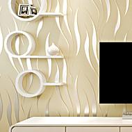 Art Deco 3D Tapety Dla domu Współczesny Tapetowanie , Inny Materiał klej wymagane Tapeta , Pokój tapet