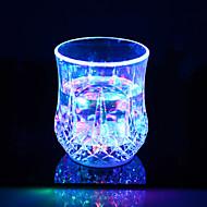 Újdonságok Italokkal kapcsolatos termékek, 180 ml Ergonómikus dizájn Műanyag Sör Sake Alkalmi poharak