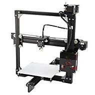 anet a2 Aluminium-Metall-3D DIY Drucker - US-Stecker schwarz