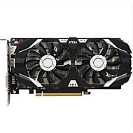 MSI Video Graphics Card GTX1050Ti GTX1050Ti 1455MHz/7000MHz4GB/128 bit GDDR5