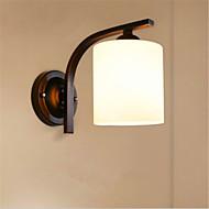 ac 220-240 5 e26 / e27 campagne traditionnelle rustique / lodge / classic oxyde noir caractéristique d'arrivée pour ampoule led inclus