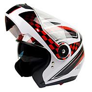 Fullface-hjelm Anti-dug Åndbar Motorcykel Hjelme