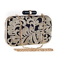 Women Embroidered Formal Event/Party Wedding Evening Bag Handbag Clutch