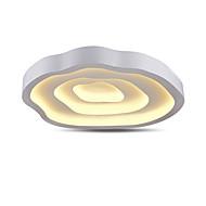 Unterputz ,  Zeitgenössisch Traditionell-Klassisch Korrektur Artikel Eigenschaft for LED Dimmbar MetallWohnzimmer Schlafzimmer