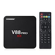 TV Box Android 5.1 Black 802.11n Wi-Fi