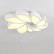 Montagem do Fluxo ,  Contemprâneo Tradicional/Clássico Pintura Característica for LED Estilo Mini MetalSala de Estar Quarto Sala de