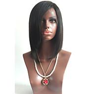 hot selge bob parykker for svarte kvinner kort hår fullt blonder parykk bob stil rette 130% tetthet limfrie bob full blonder parykker
