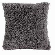 1 pcs Velours Taie d'oreiller Couvertures,Couleur Pleine Décontracté Moderne/Contemporain
