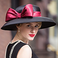Velvet Headpiece-Wedding Special Occasion Outdoor Hats 1 Piece