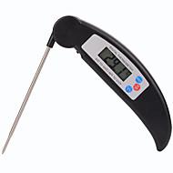 folde øjeblikkelig læse madlavning termometer højtydende digital kød termometer